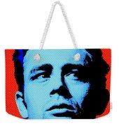 James Dean 005 Weekender Tote Bag