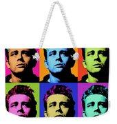 James Dean 006 Weekender Tote Bag