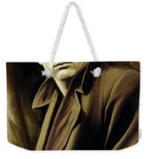 James Dean Artwork Weekender Tote Bag