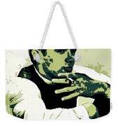 James Dean Poster Art Weekender Tote Bag
