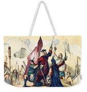 James IIi Lands In Scotland, 1715 Weekender Tote Bag