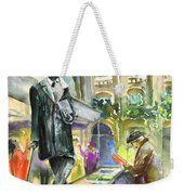 James Joyce Weekender Tote Bag