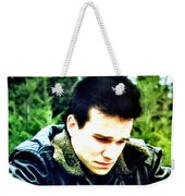 James Weekender Tote Bag