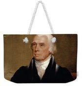 James Madison Weekender Tote Bag