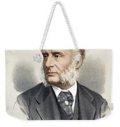 James Plaisted Wilde, 1st Baron Weekender Tote Bag