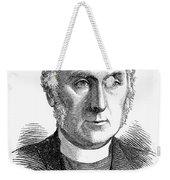 James Woodford (1820-1885) Weekender Tote Bag