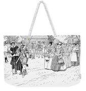Jamestown Women, 1621 Weekender Tote Bag