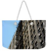 Jammer Architecture 003 Weekender Tote Bag