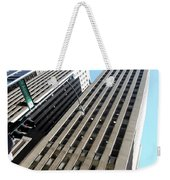 Jammer Architecture 004 Weekender Tote Bag