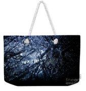 Jammer Blue Hematite 001 Weekender Tote Bag