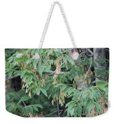 jammer Dripping Seeds Weekender Tote Bag