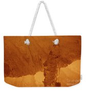 jammer Fire and Ice 001 Weekender Tote Bag