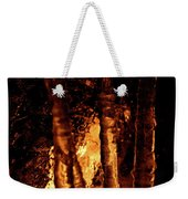 Jammer Fire And Ice 022 Weekender Tote Bag