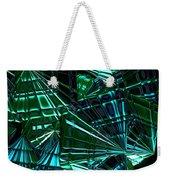 Jammer Swirling Emeralds  Weekender Tote Bag