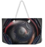 Jammer Worlds Within Weekender Tote Bag by First Star Art