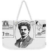 Jan Szczepanik (1872-1926) Weekender Tote Bag