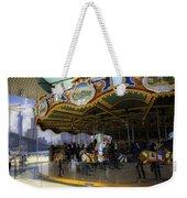 Jane's Carousel 1 In Dumbo Weekender Tote Bag