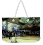 Jane's Carousel 3 In Dumbo Weekender Tote Bag