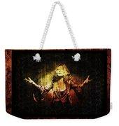 Janis Joplin - Gypsy Weekender Tote Bag