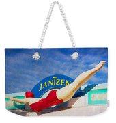 Jantzen Diver Weekender Tote Bag