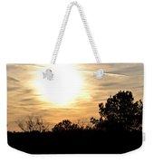January 2013 Sunset Weekender Tote Bag