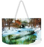 January Thaw Weekender Tote Bag