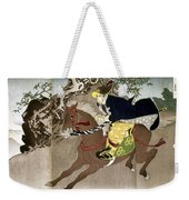 Japan Boshin War, 1868 Weekender Tote Bag