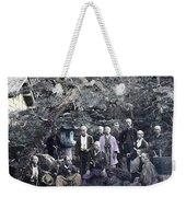 Japan Group Portrait, C1866 Weekender Tote Bag