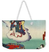 Japan: Tale Of Genji Weekender Tote Bag
