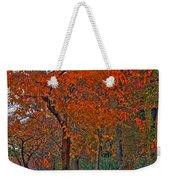 Japanese Cherry Tree Weekender Tote Bag