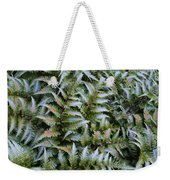 Japanese Ferns Weekender Tote Bag