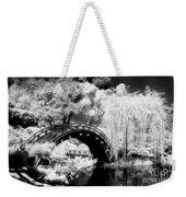 Japanese Gardens And Bridge Weekender Tote Bag