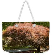 Japanese Maple Weekender Tote Bag