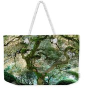 Japanese Maple Tree II Weekender Tote Bag
