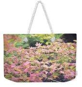 Japanese Maples Weekender Tote Bag