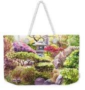 San Francisco Golden Gate Park Japanese Tea Garden  Weekender Tote Bag