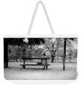 Jardin De Tuileries Weekender Tote Bag