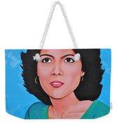 Jasmina Weekender Tote Bag