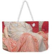 Jasmine Weekender Tote Bag