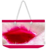 Jasmine Kiss Weekender Tote Bag
