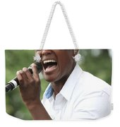 Javier Colon Weekender Tote Bag