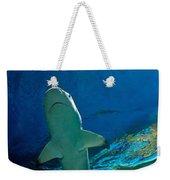Jaws Weekender Tote Bag