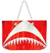 Jaws Minimalist Poster  Weekender Tote Bag