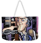 Jay Leno You Been Cubed Weekender Tote Bag