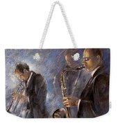Jazz 01 Weekender Tote Bag