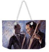 Jazz 02 Weekender Tote Bag