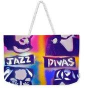 Jazz Divas  Weekender Tote Bag