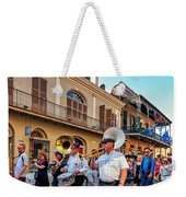 Jazz Funeral...the Second Line   Weekender Tote Bag