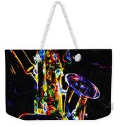 Jazz Lights Weekender Tote Bag