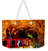 Jazz On The Caverns Weekender Tote Bag